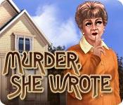 Feature screenshot game Murder, She Wrote