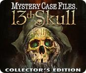 Feature screenshot game Mystery Case Files ®: 13th Skull  Collector's Edition