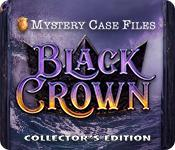 Mystery Case Files: Black Crown Collector's Edition game play
