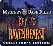 Feature screenshot game Mystery Case Files: Key to Ravenhearst Collector's Edition