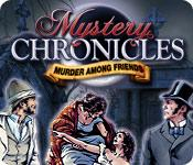 Feature screenshot game Mystery Chronicles: Murder Among Friends