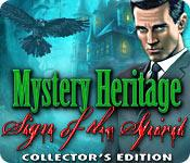 Feature screenshot game Mystery Heritage: Sign of the Spirit Collector's Edition