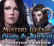 Feature screenshot game Mystery Legends: Beauty and the Beast Collector's Edition