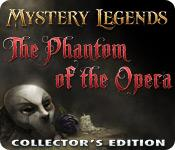 Feature screenshot game Mystery Legends: The Phantom of the Opera Collector's Edition