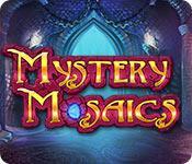 Feature screenshot game Mystery Mosaics