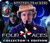 Feature screenshot game Mystery Trackers: Four Aces Collector's Edition