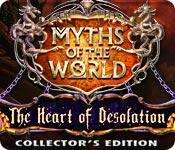 Feature screenshot game Myths of the World: The Heart of Desolation Collector's Edition