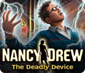 Feature screenshot game Nancy Drew: The Deadly Device