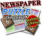 Feature screenshot game Newspaper Puzzle Challenge - Sudoku Edition