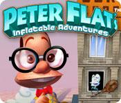 Peter Flat's Inflatable Adventures game play