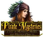 Feature screenshot game Pirate Mysteries: A Tale of Monkeys, Masks, and Hidden Objects