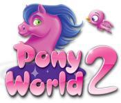 Feature screenshot game Pony World 2