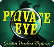 Private Eye: Greatest Unsolved Mysteries game play