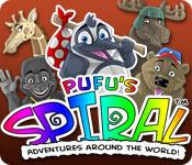 Feature screenshot game Pufu's Spiral: Adventures Around the World