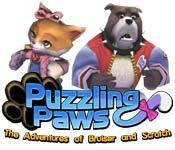 Puzzling Paws game play