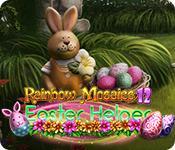Feature screenshot game Rainbow Mosaics 12: Easter Helper