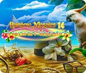 Feature screenshot game Rainbow Mosaics 14: Hawaiian Vacation