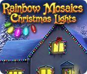 Feature screenshot game Rainbow Mosaics: Christmas Lights