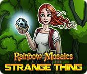 Feature screenshot game Rainbow Mosaics: Strange Thing