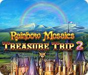 Feature screenshot game Rainbow Mosaics: Treasure Trip 2
