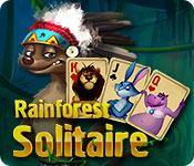 Feature screenshot game Rainforest Solitaire
