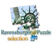Ravensburger Puzzle Selection game play