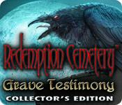 Feature screenshot game Redemption Cemetery: Grave Testimony Collector's Edition
