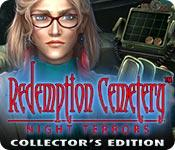 Feature screenshot game Redemption Cemetery: Night Terrors Collector's Edition
