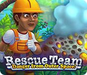 Feature screenshot game Rescue Team: Danger from Outer Space!