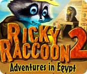 Feature screenshot game Ricky Raccoon 2: Adventures in Egypt