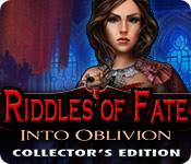 Feature screenshot game Riddles of Fate: Into Oblivion Collector's Edition