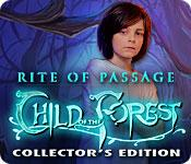 Feature screenshot game Rite of Passage: Child of the Forest Collector's Edition
