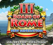 Feature screenshot game Roads of Rome: New Generation III Collector's Edition