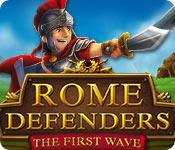 Feature screenshot game Rome Defenders: The First Wave