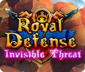 Feature screenshot game Royal Defense: Invisible Threat