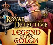 Royal Detective: Legend of the Golem game play