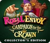 Feature screenshot game Royal Envoy: Campaign for the Crown Collector's Edition