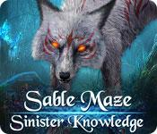 Feature screenshot game Sable Maze: Sinister Knowledge