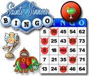 Saints and Sinners Bingo game play