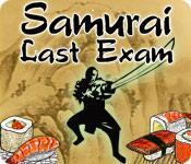 Feature screenshot game Samurai Last Exam