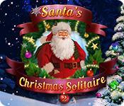 Feature screenshot game Santa's Christmas Solitaire 2