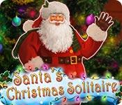Feature screenshot game Santa's Christmas Solitaire