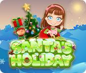 Feature screenshot game Santa's Holiday