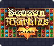 Feature screenshot game Season Marbles: Autumn