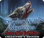 Feature screenshot game Shadow Wolf Mysteries: Curse of the Full Moon Collector's Edition