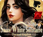 Feature screenshot game Snow White Solitaire: Charmed kingdom