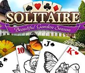 Feature screenshot game Solitaire: Beautiful Garden Season