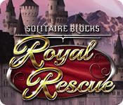 Feature screenshot game Solitaire Blocks: Royal Rescue