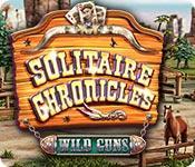 Feature screenshot game Solitaire Chronicles: Wild Guns