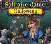 Feature screenshot game Solitaire Game: Halloween